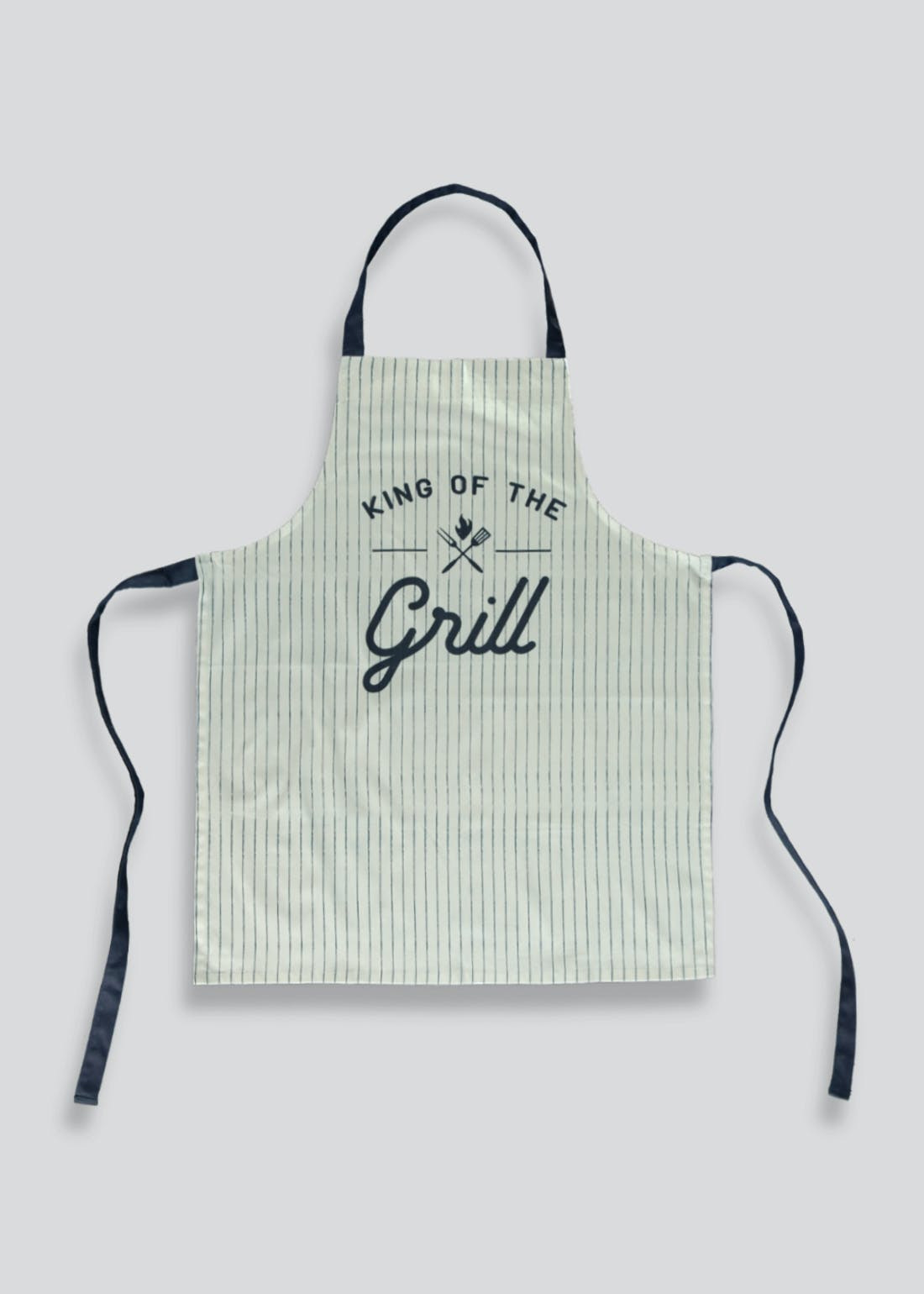King Of The Grill Apron (108cm x 58cm)