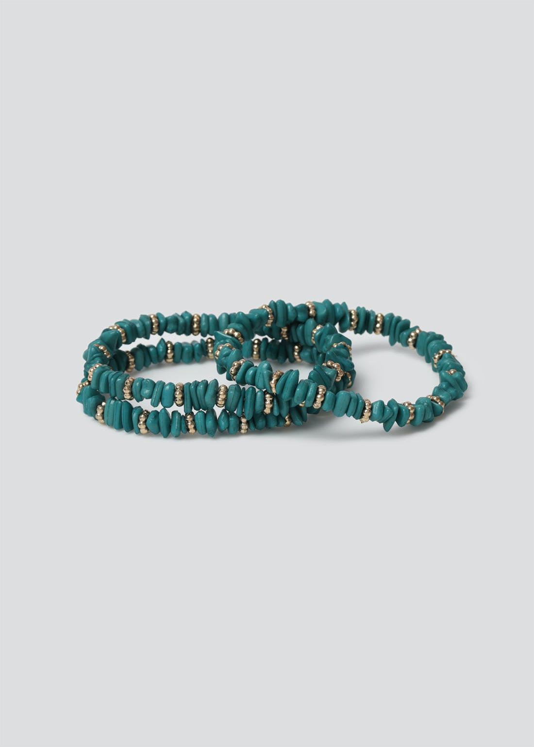 3 Pack Chippings Stretch Bracelets