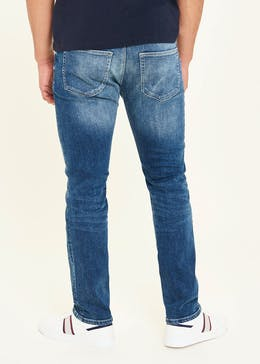 Big & Tall Stretch Slim Fit Jeans