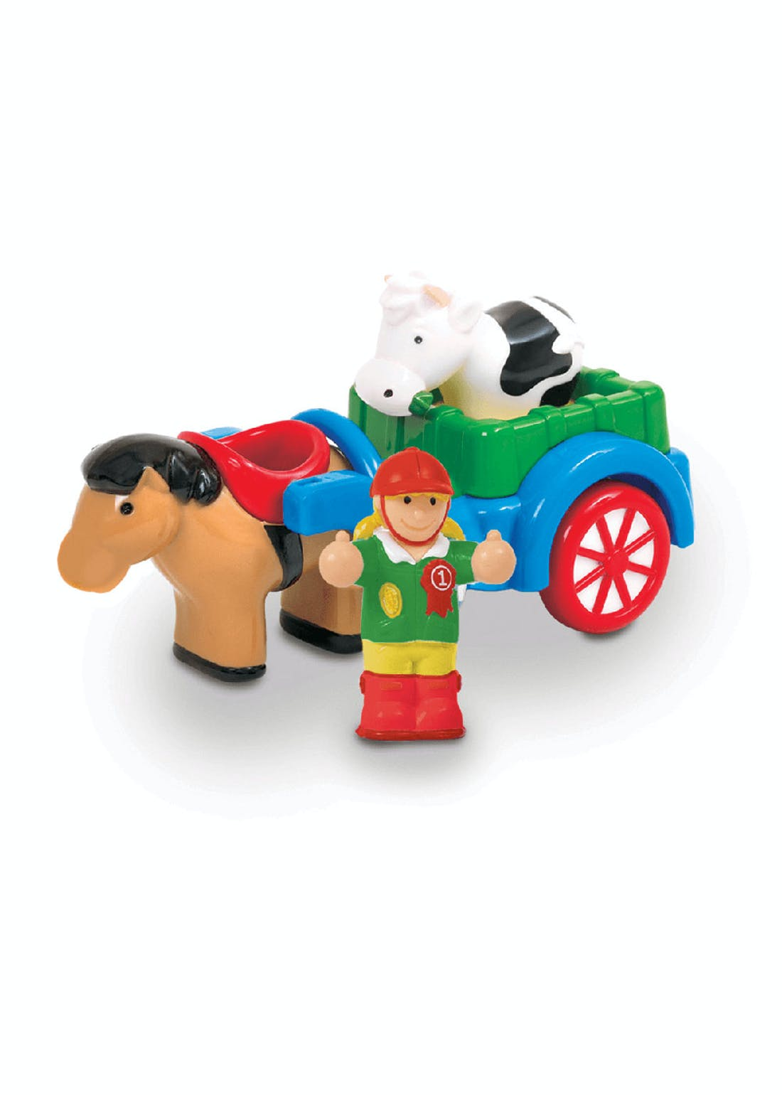 WOW Toys Farm Yard Play Set (42cm x 28cm x 10cm)