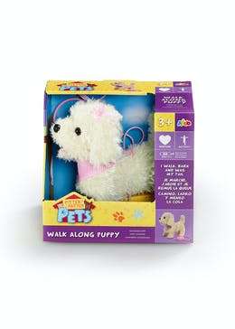 Pitter Patter Pets Walk Along Puppy (27cm x 25cm x 17cm)