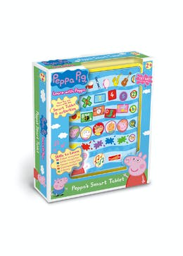 Peppa Pig Smart Tablet (26cm x 21cm x 4cm)