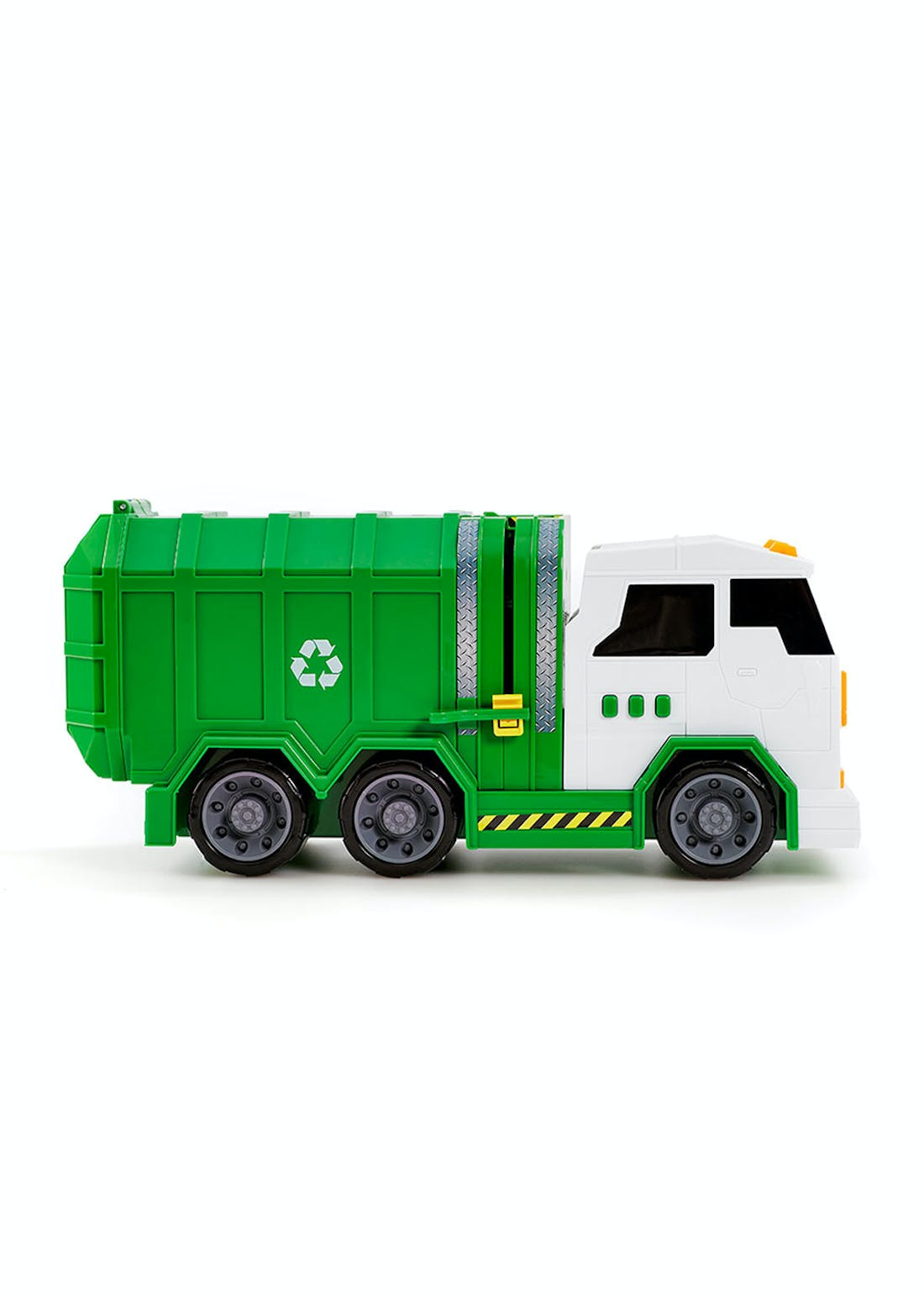 Friction Lights and Sounds Garbage Truck (39cm x 21cm x 15cm)