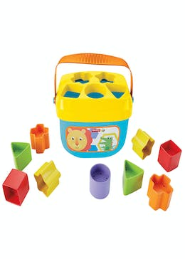 Fisher-Price Baby's First Shape Sorter (20cm x 14cm x 14cm)