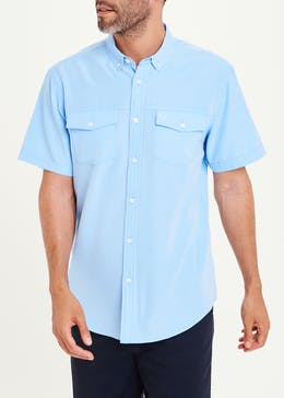 Lincoln Short Sleeve Twin Pocket Shirt