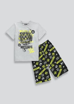 Kids WWE Short Pyjama Set (6-12yrs)