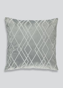 Geometric Pattern Cushion (46cm x 46cm)
