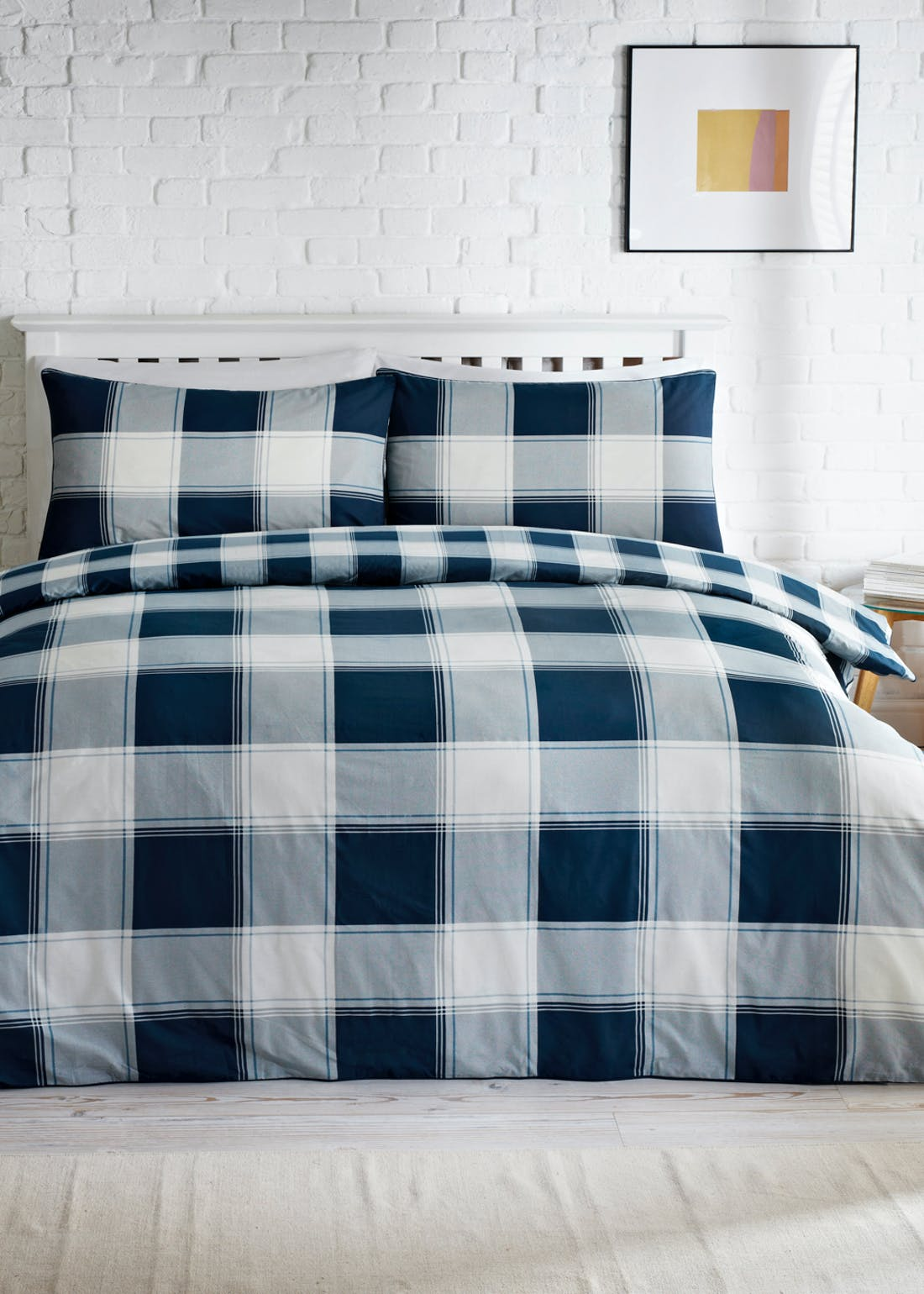 Classic Check Duvet Cover