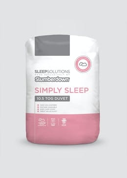 Slumberdown Simply Sleep Duvet (10.5 Tog)