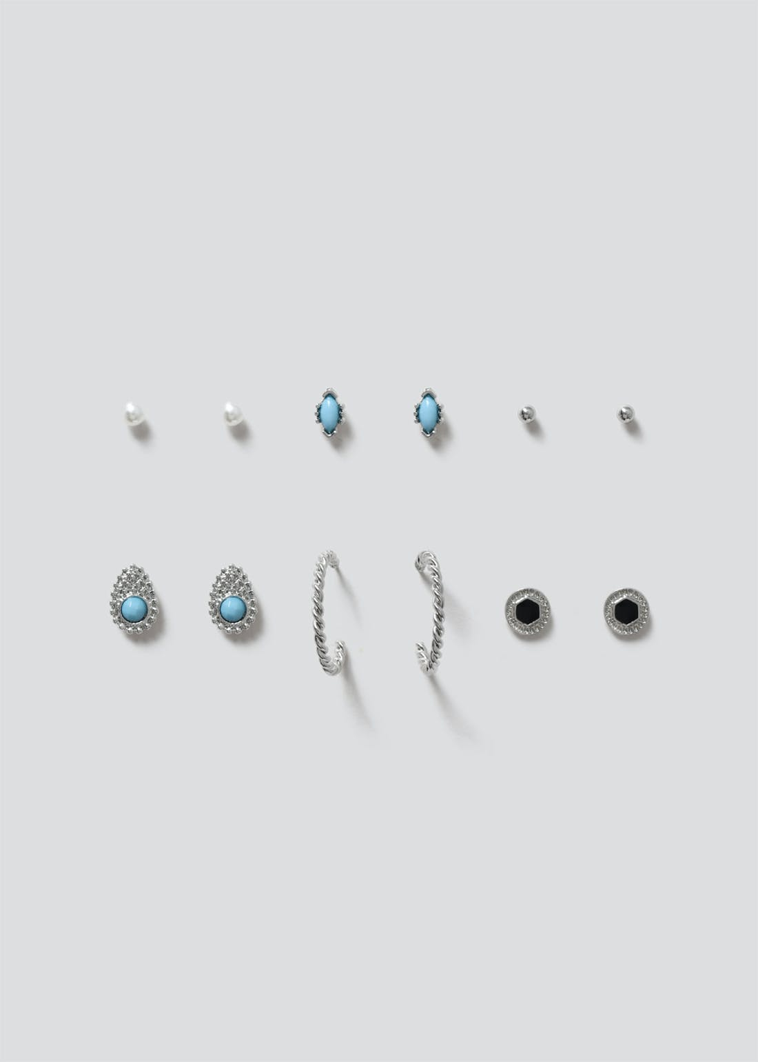 Turquoise Earring Multipack