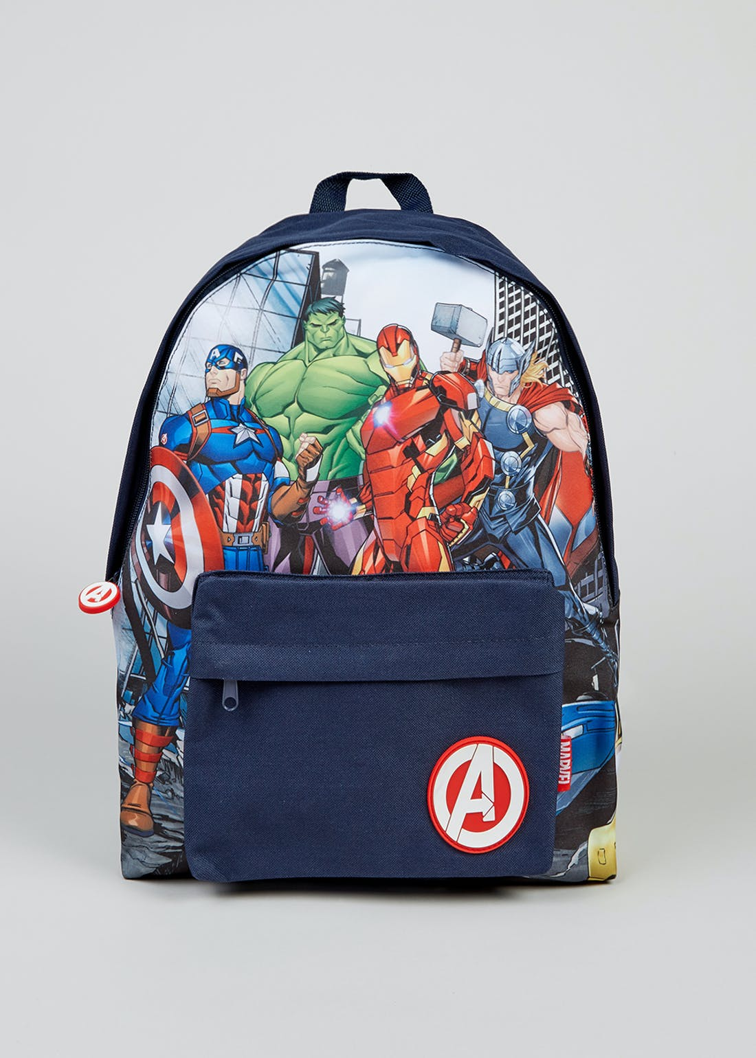 Kids Marvel Avengers School Backpack