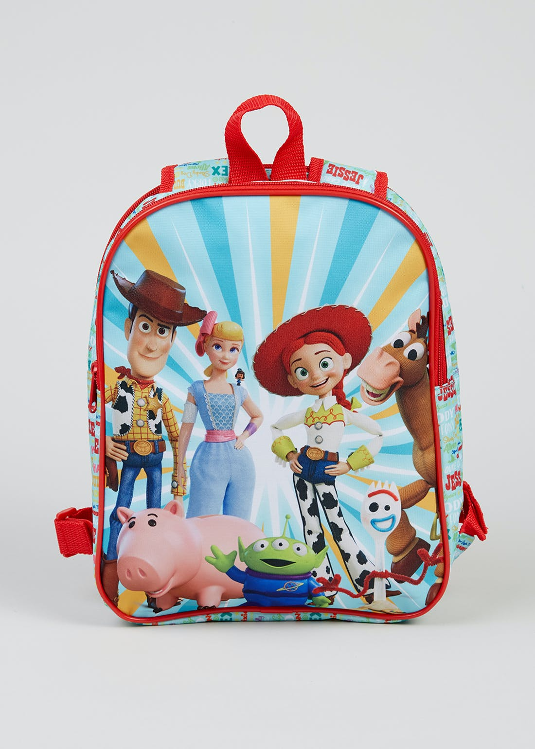 Kids Disney Toy Story Reversible School Backpack