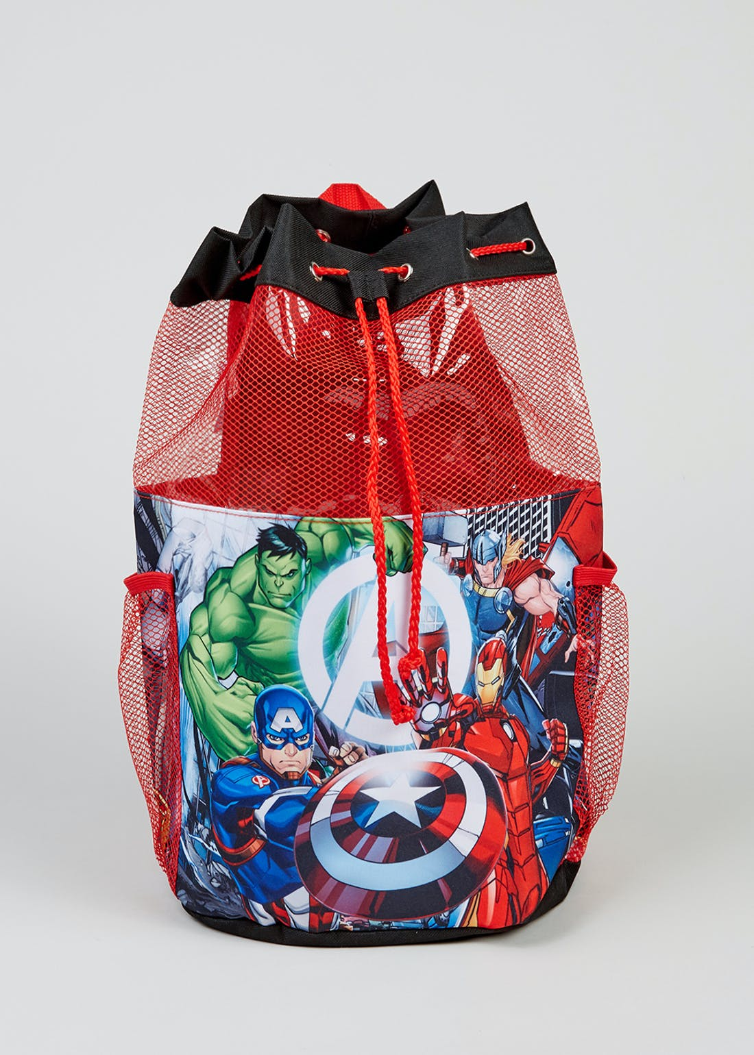 Kids Marvel Avengers Swim Bag