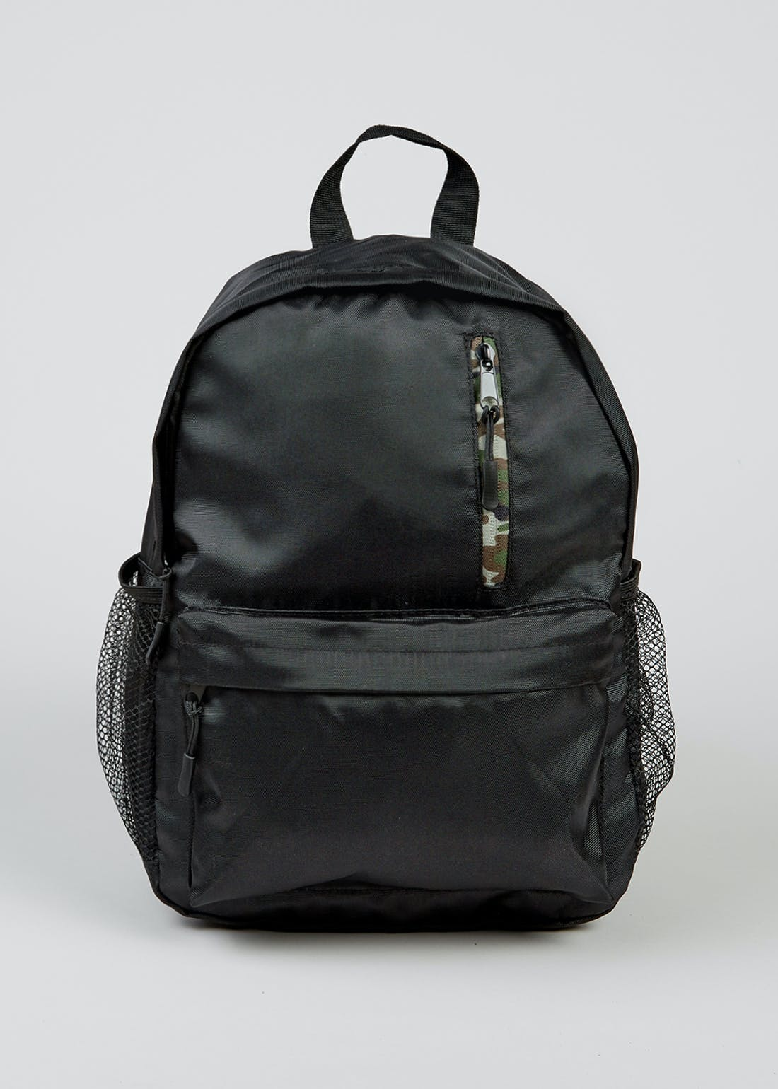 Kids Camo School Backpack