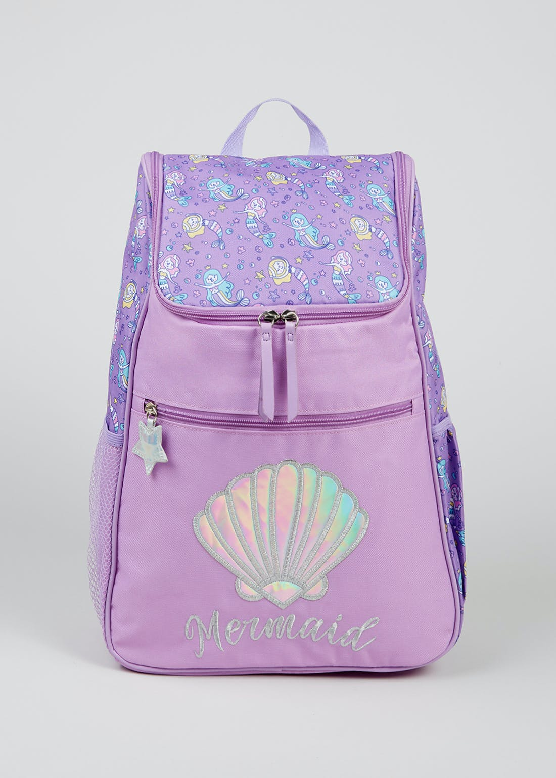 Kids Mermaid School Backpack