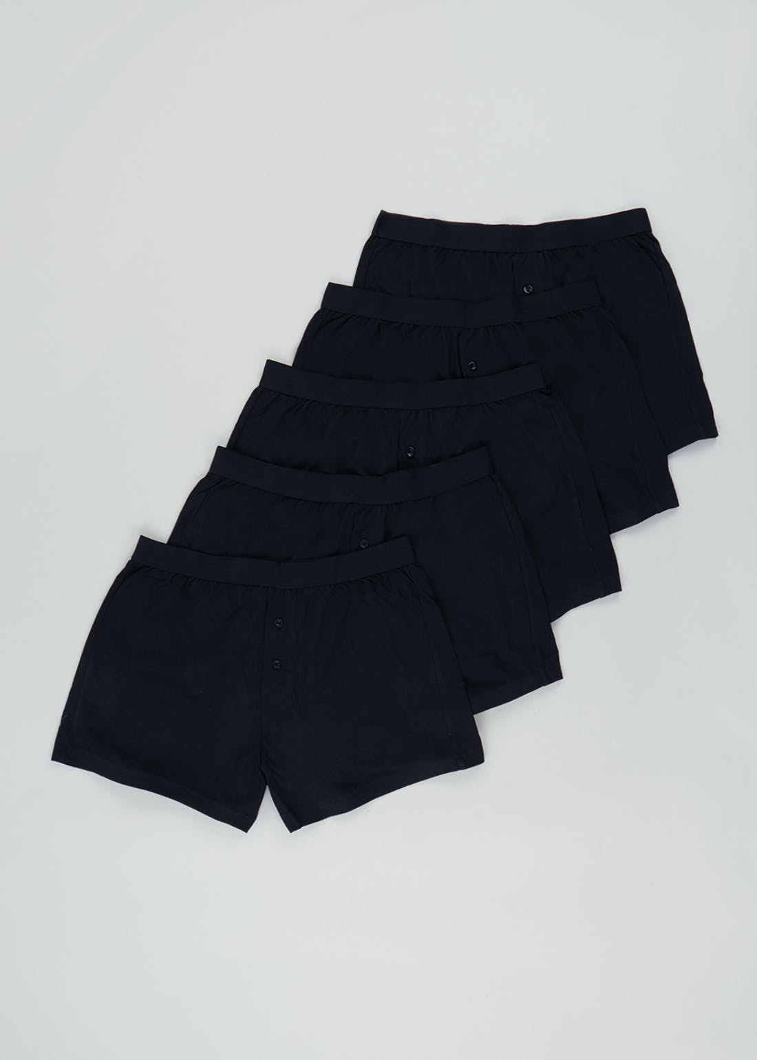 5 Pack Loose Fit Boxers