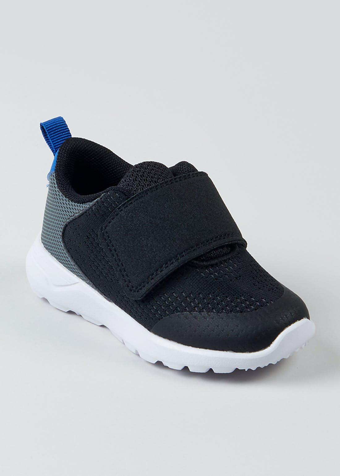 Kids Black Trainers (Younger 4-12)