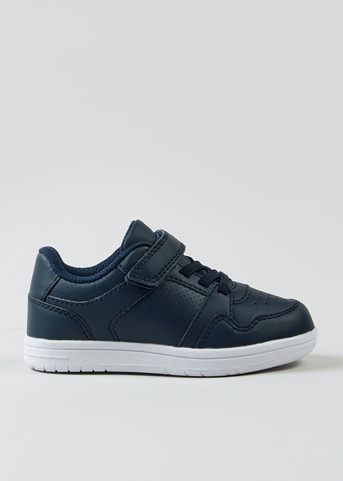 Kids Navy Trainers (Younger 4-12)