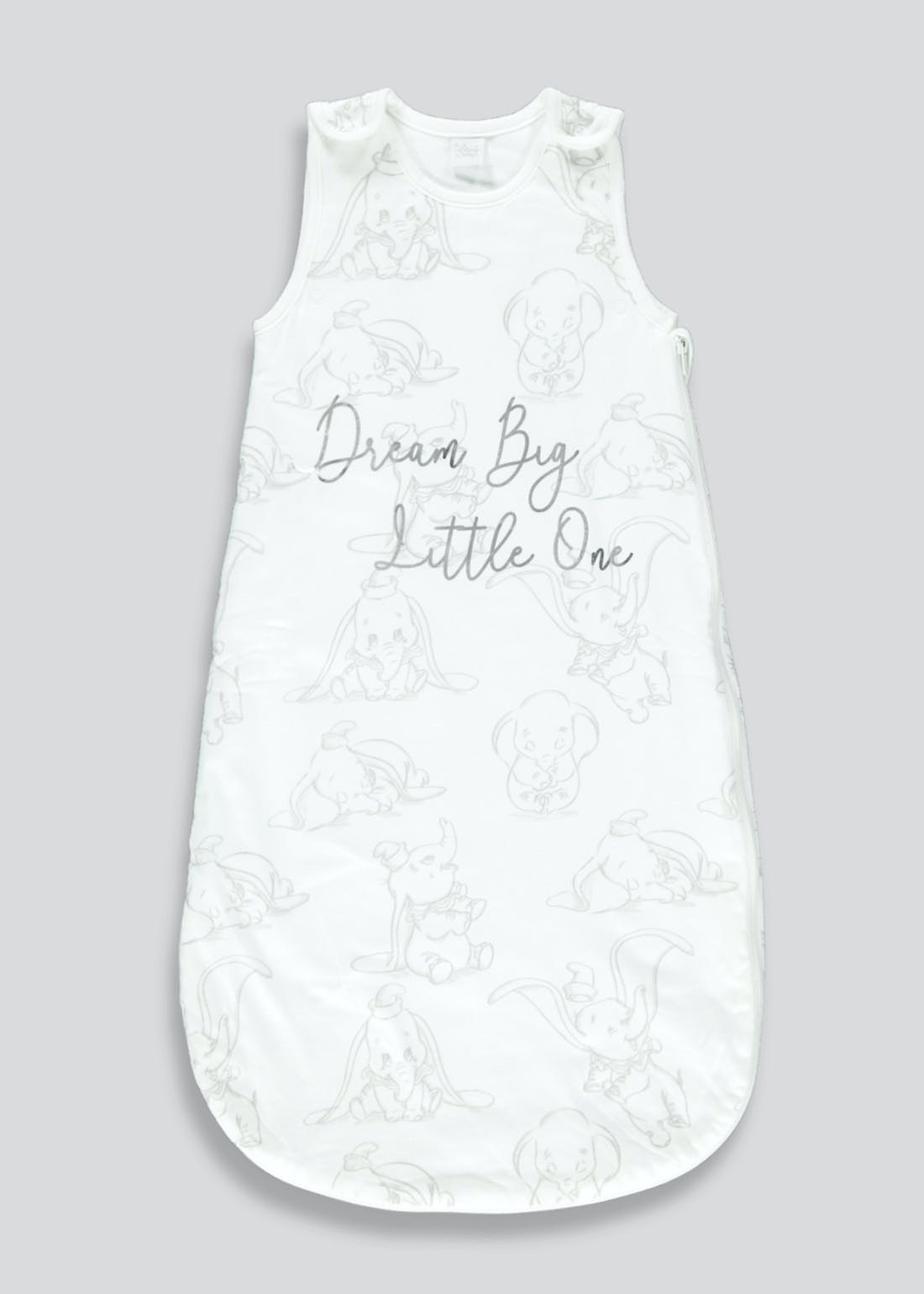 Unisex Disney Dumbo Sleeping Bag (Newborn-18mths)
