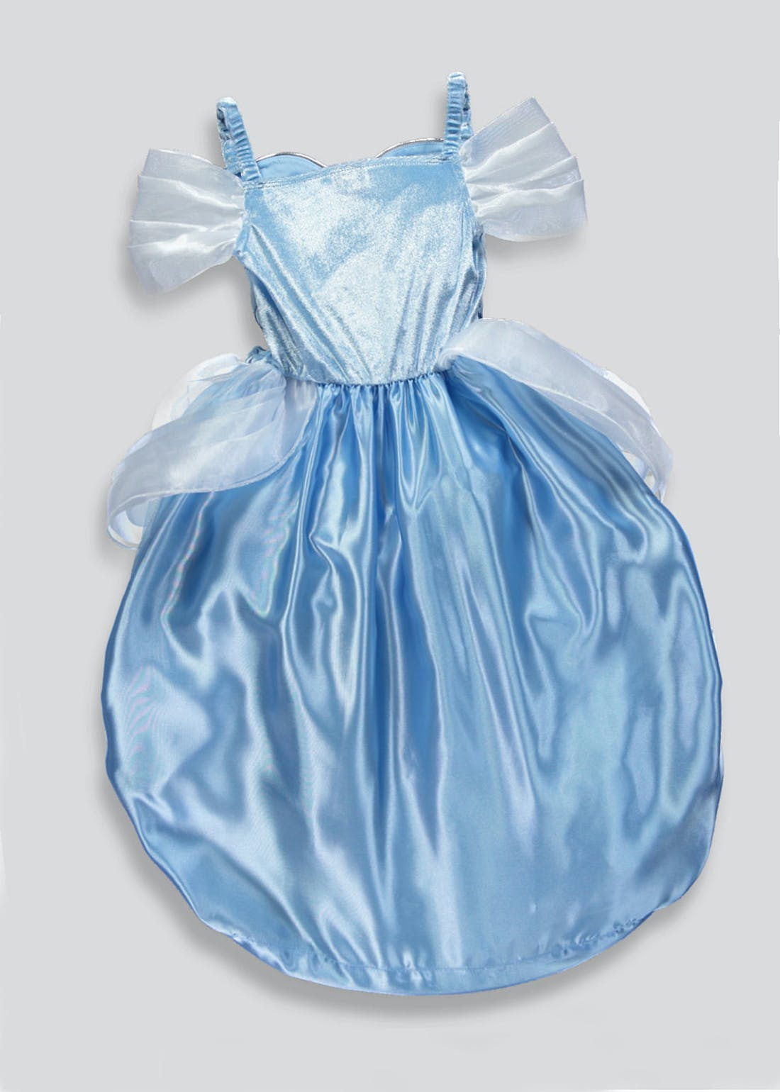 Kids Disney Princess Cinderella Fancy Dress Costume (3-9yrs)