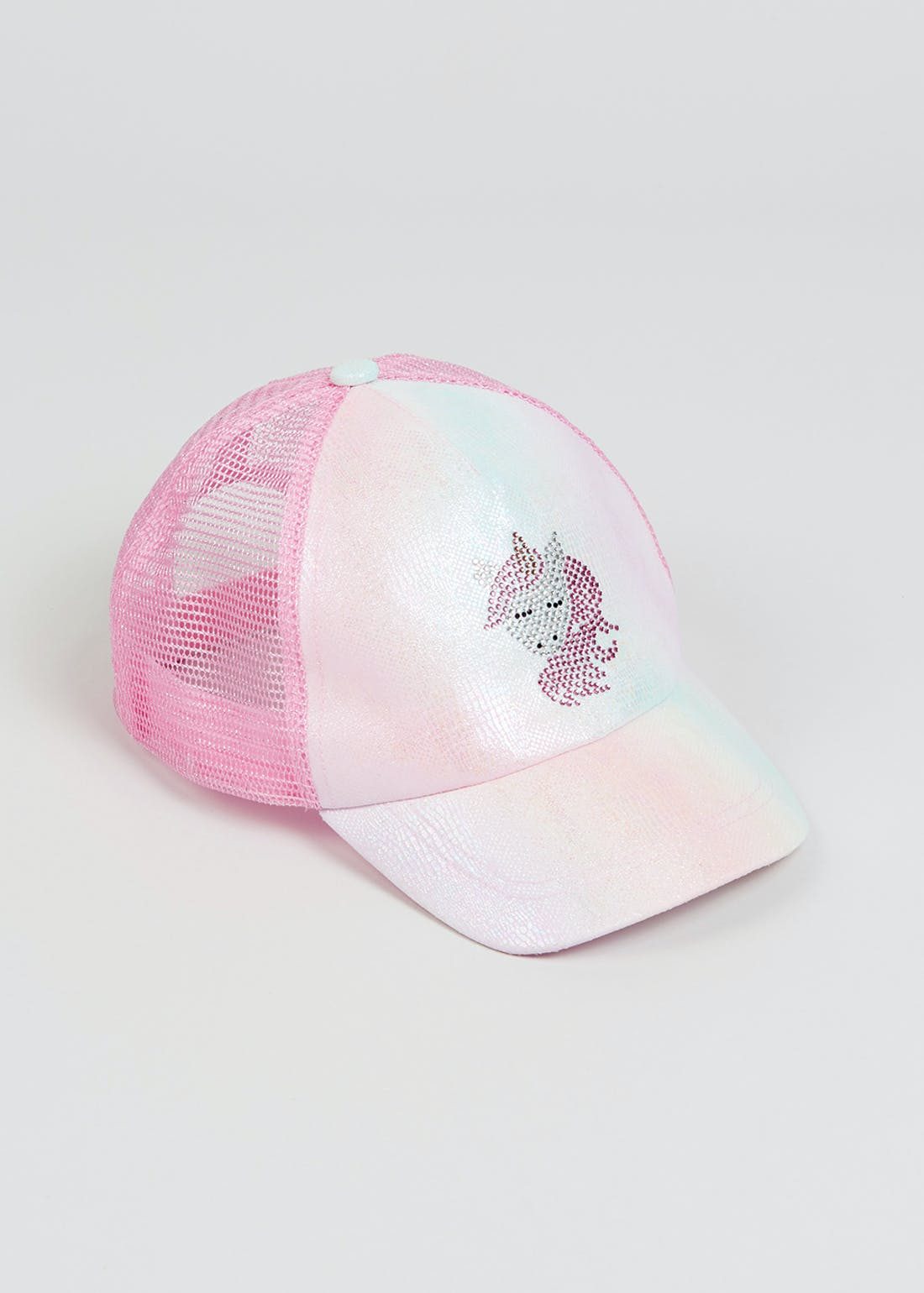 Kids Unicorn Cap (7-13yrs)