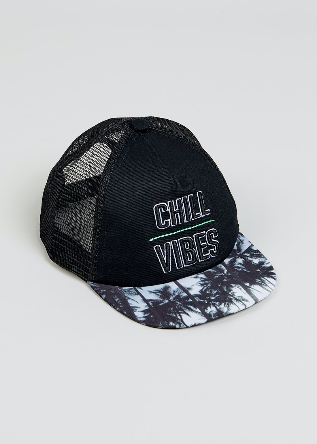 Kids Chill Vibes Cap (7-13yrs)