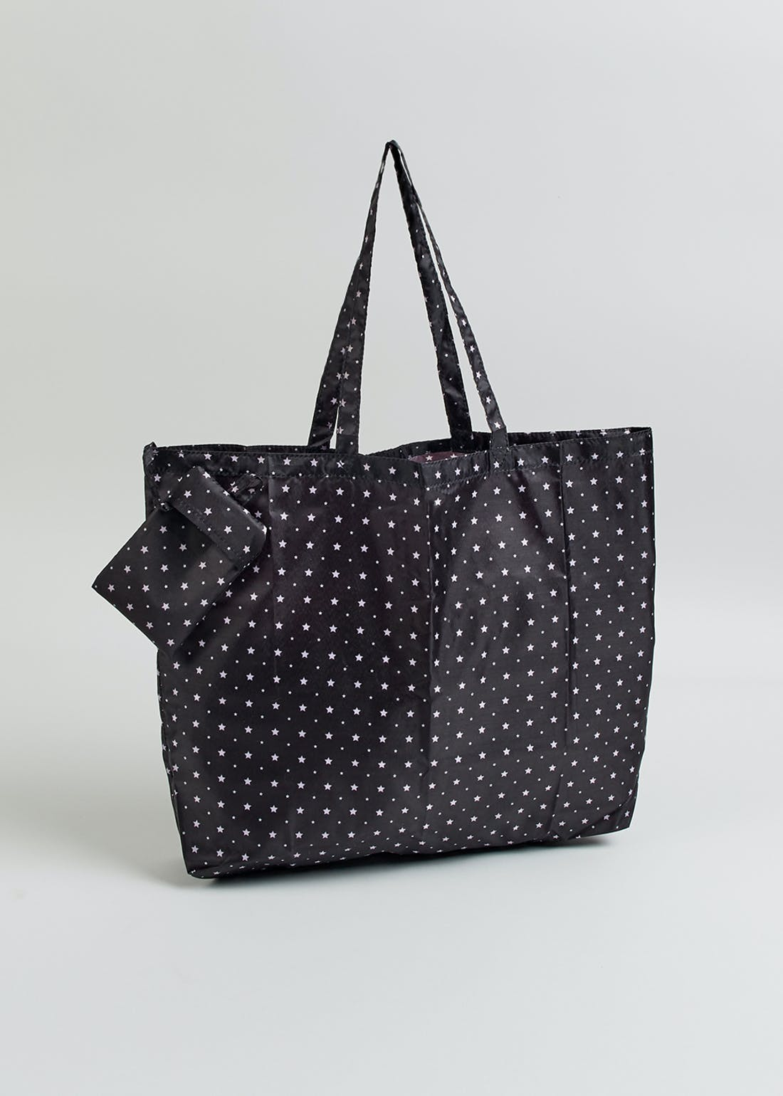 Star Print Reusable Shopping Bag