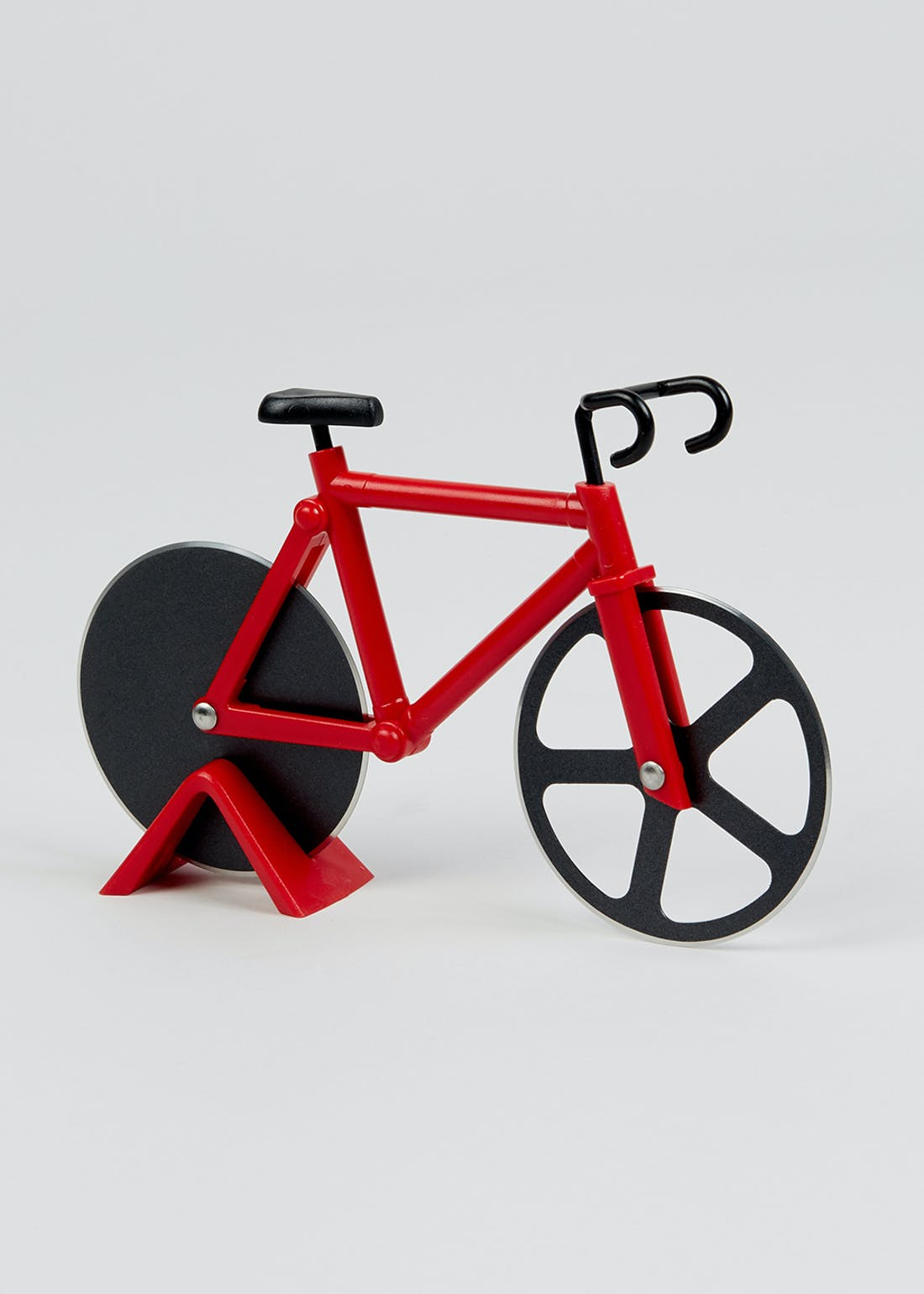Bike Shaped Pizza Cutter (18.5cm x 11.5cm x 3.5cm)