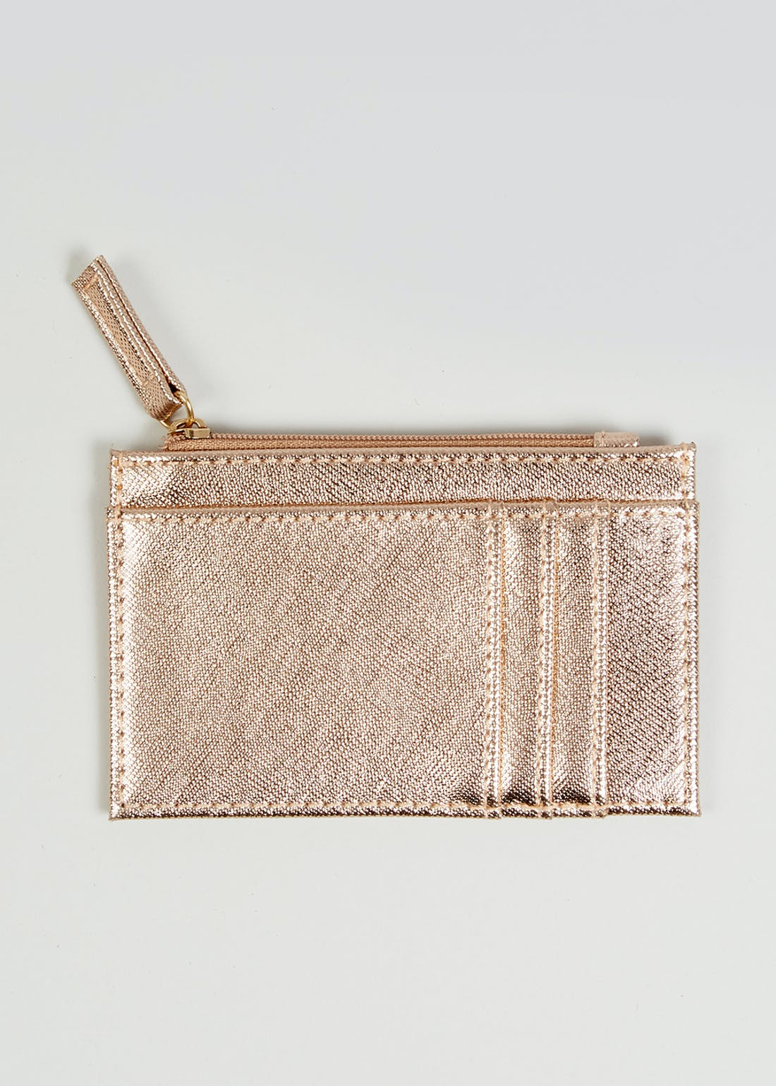 Faux Leather Coin Purse
