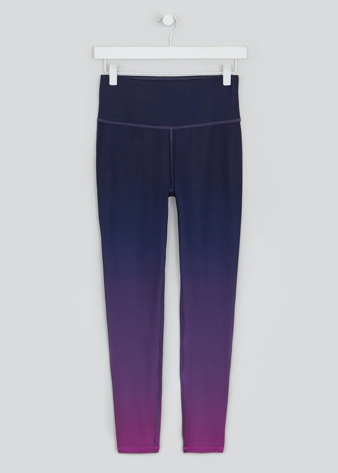Souluxe Purple Ombre Gym Leggings