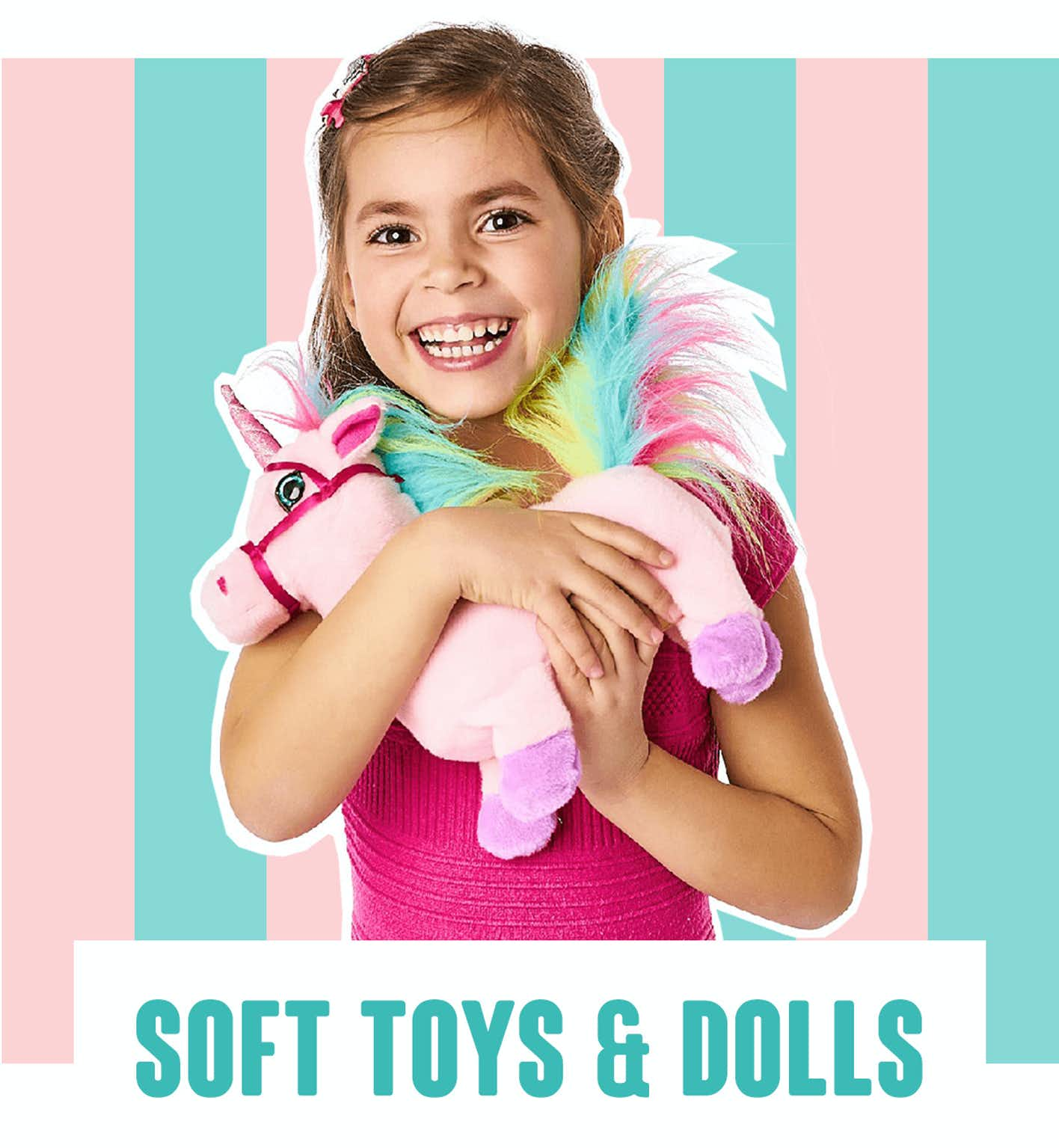 Shop Soft Toys & Dolls
