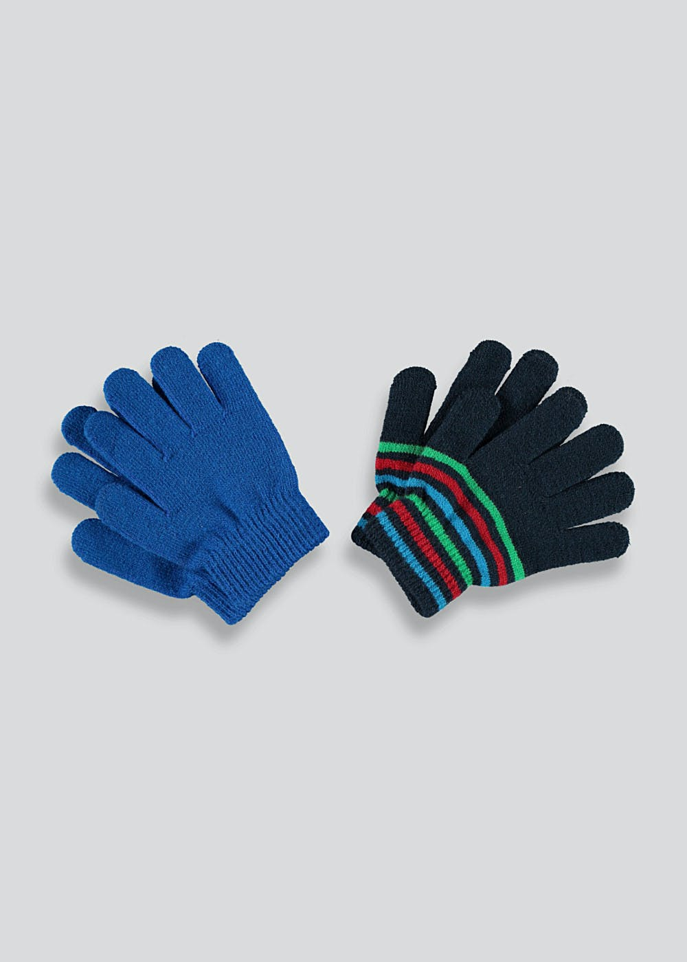 Kids 2 Pack Magic Gloves (One Size) – Multi
