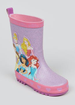Kids Disney Princess Wellies (Younger 4-12)