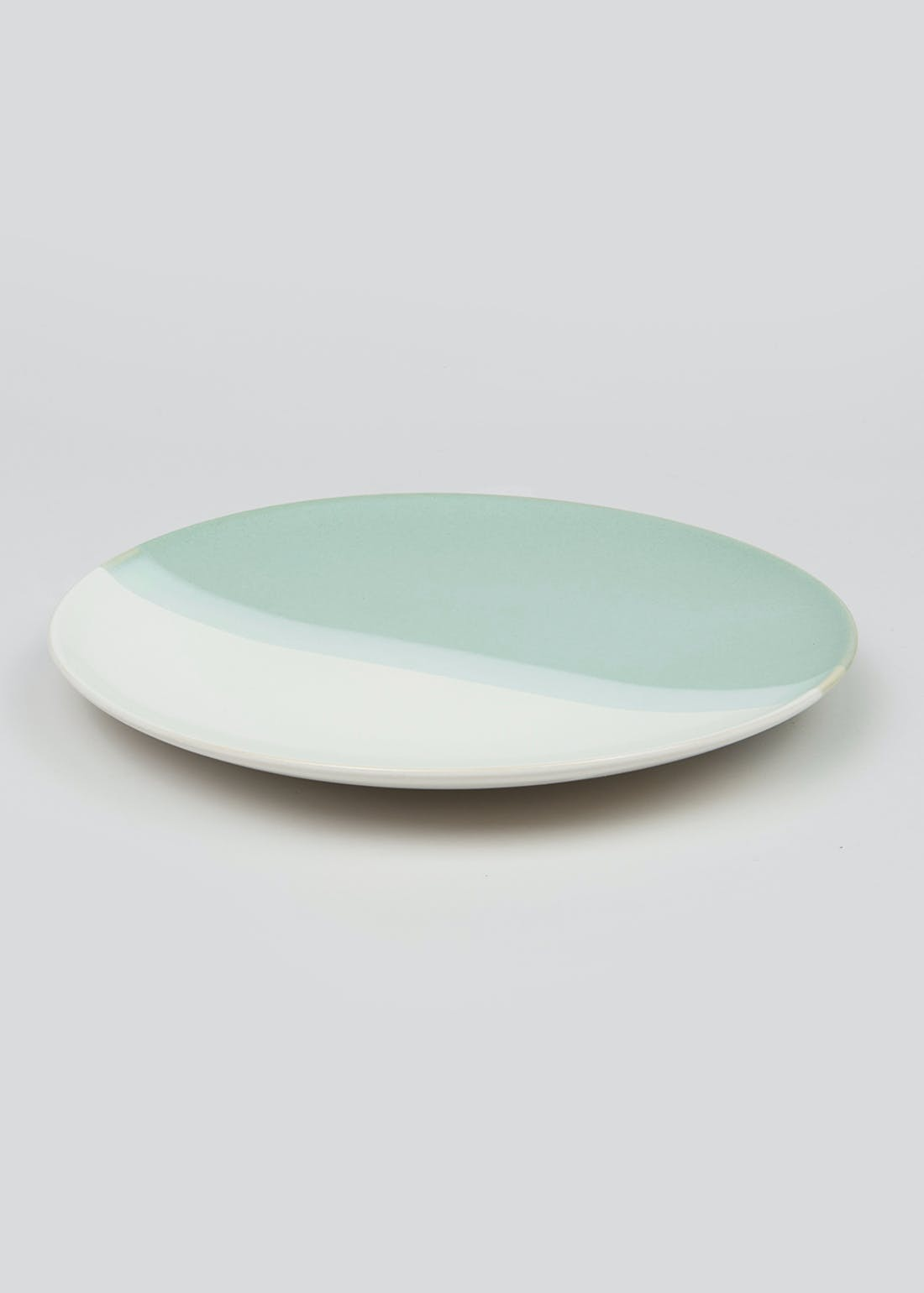 Dipped Ceramic Dinner Plate (28cm)