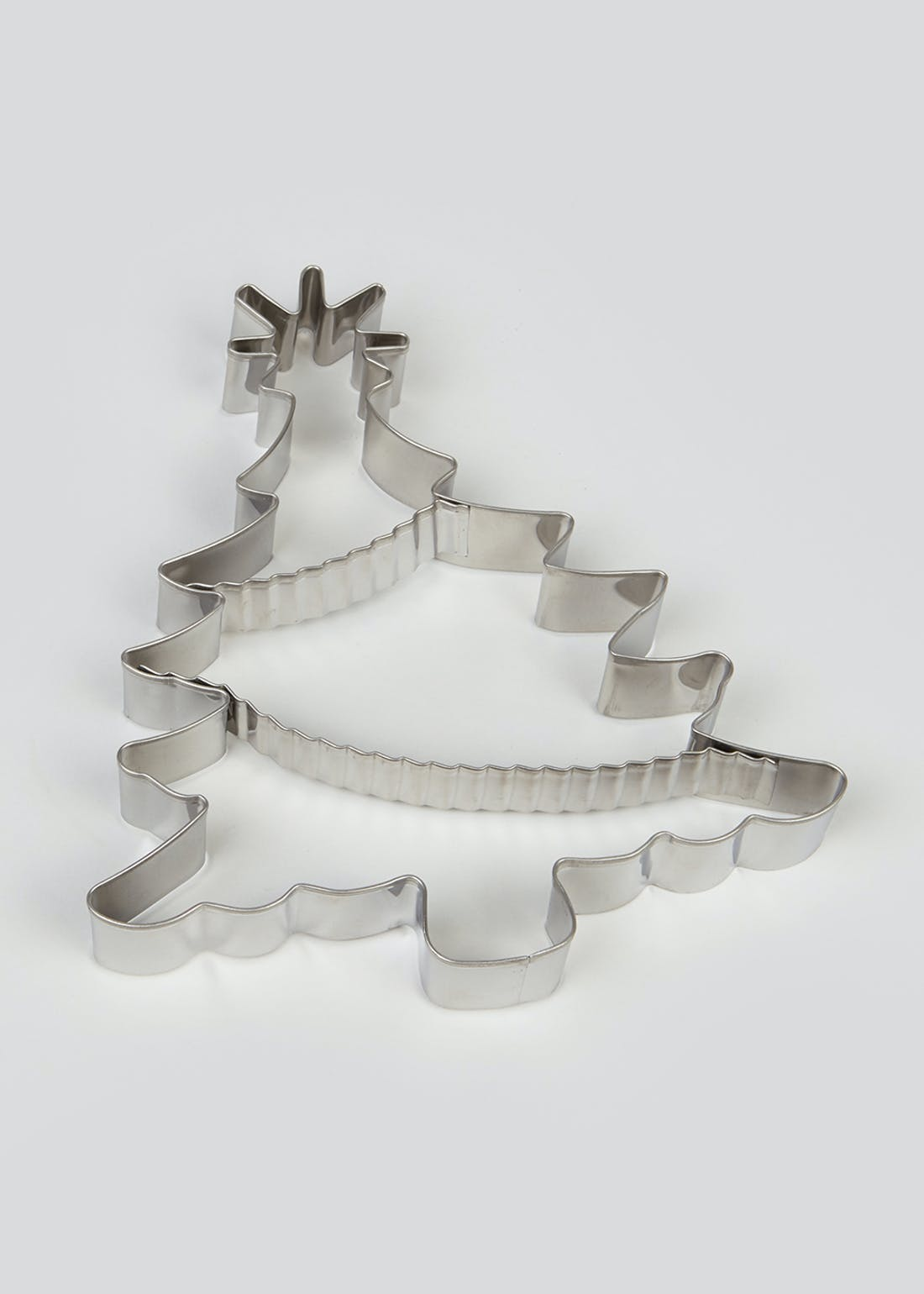 Large Christmas Tree Cookie Cutter (20cm x 18cm x 2.5cm)