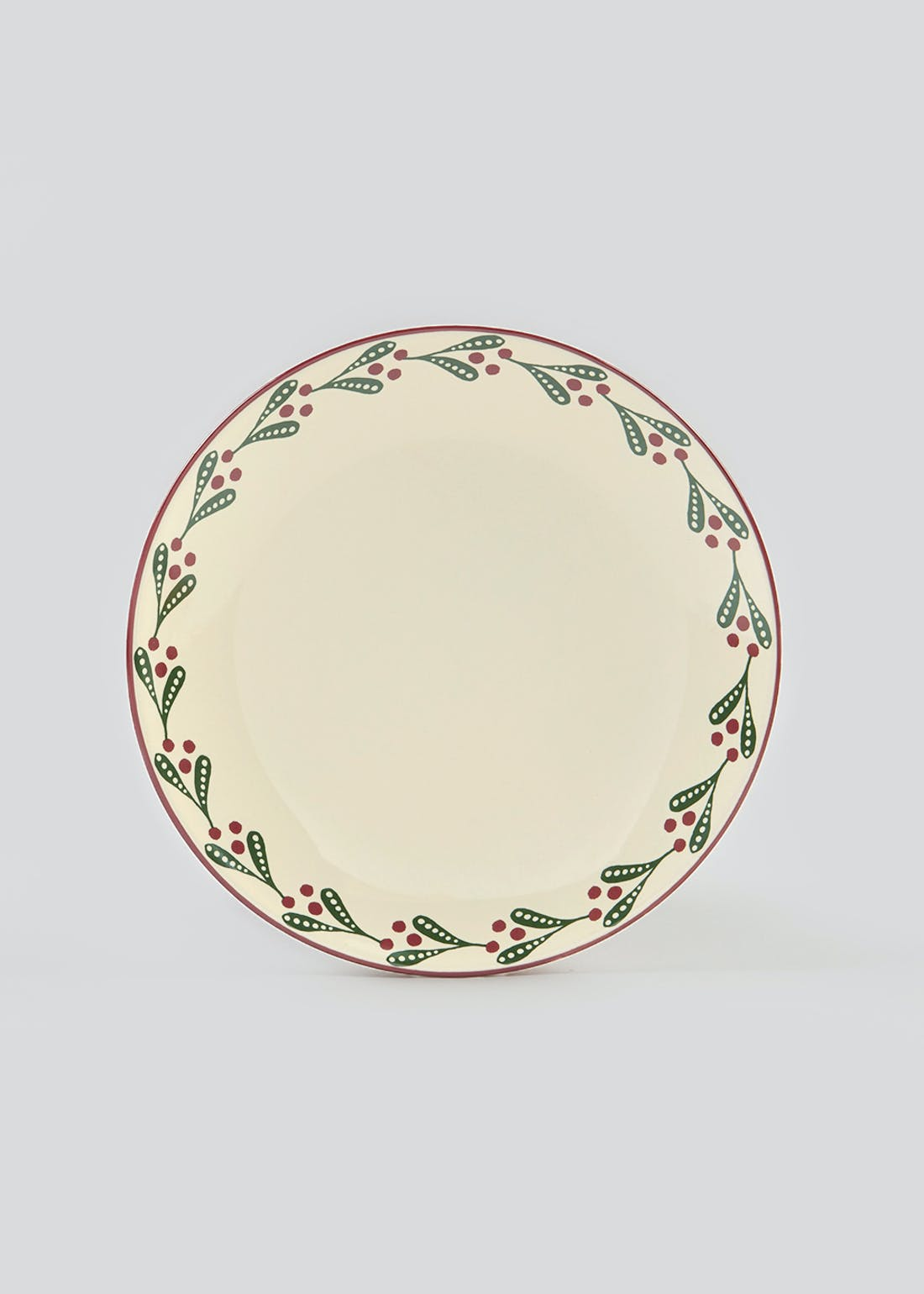 Berry Robin Side Plate