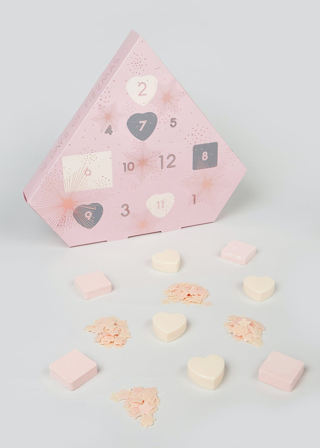 12 Days of Fizzmas Advent Calendar (39cm x 34.5cm x 5cm)