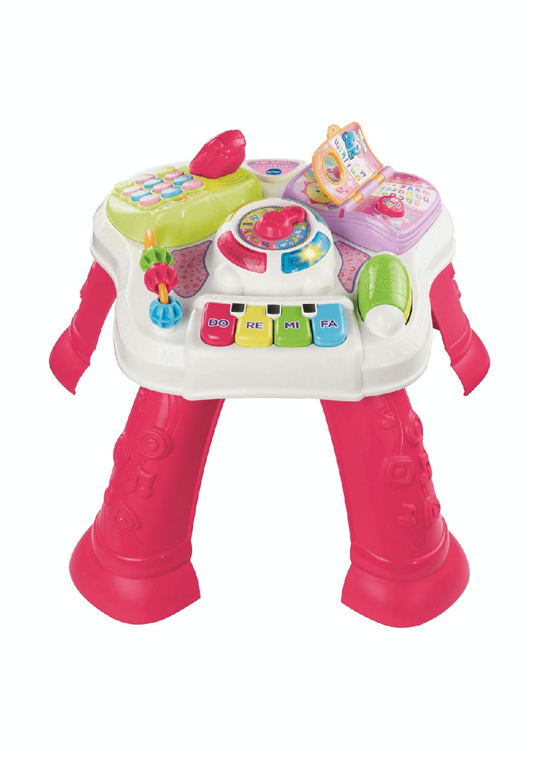 VTech Play & Learn Activity Table (50cm x 40.5cm x 13.5cm)