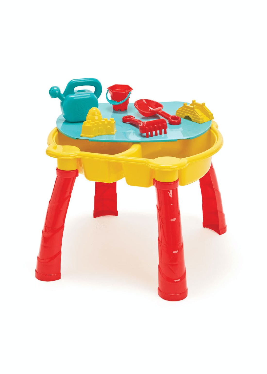 Out and About Sand and Water Play Table (52.5cm x 45cm x 10.5cm)