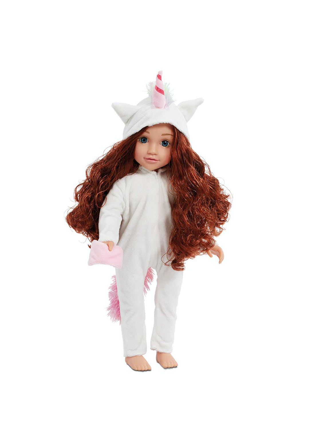 B Friends Deluxe Cute Unicorn All-In-One Outfit (30cm x 33cm x 6cm)