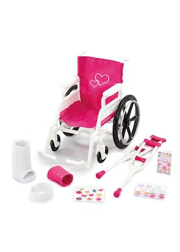 B Friends Wheelchair (40.5cm x 33cm x 15.5cm)