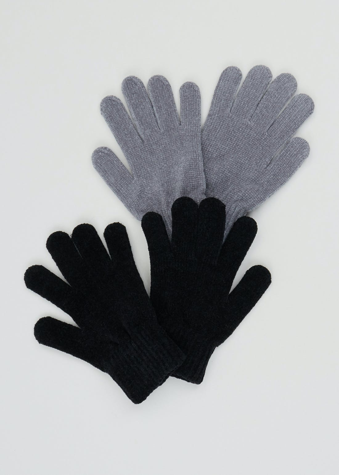 2 Pack Chenille Magic Gloves