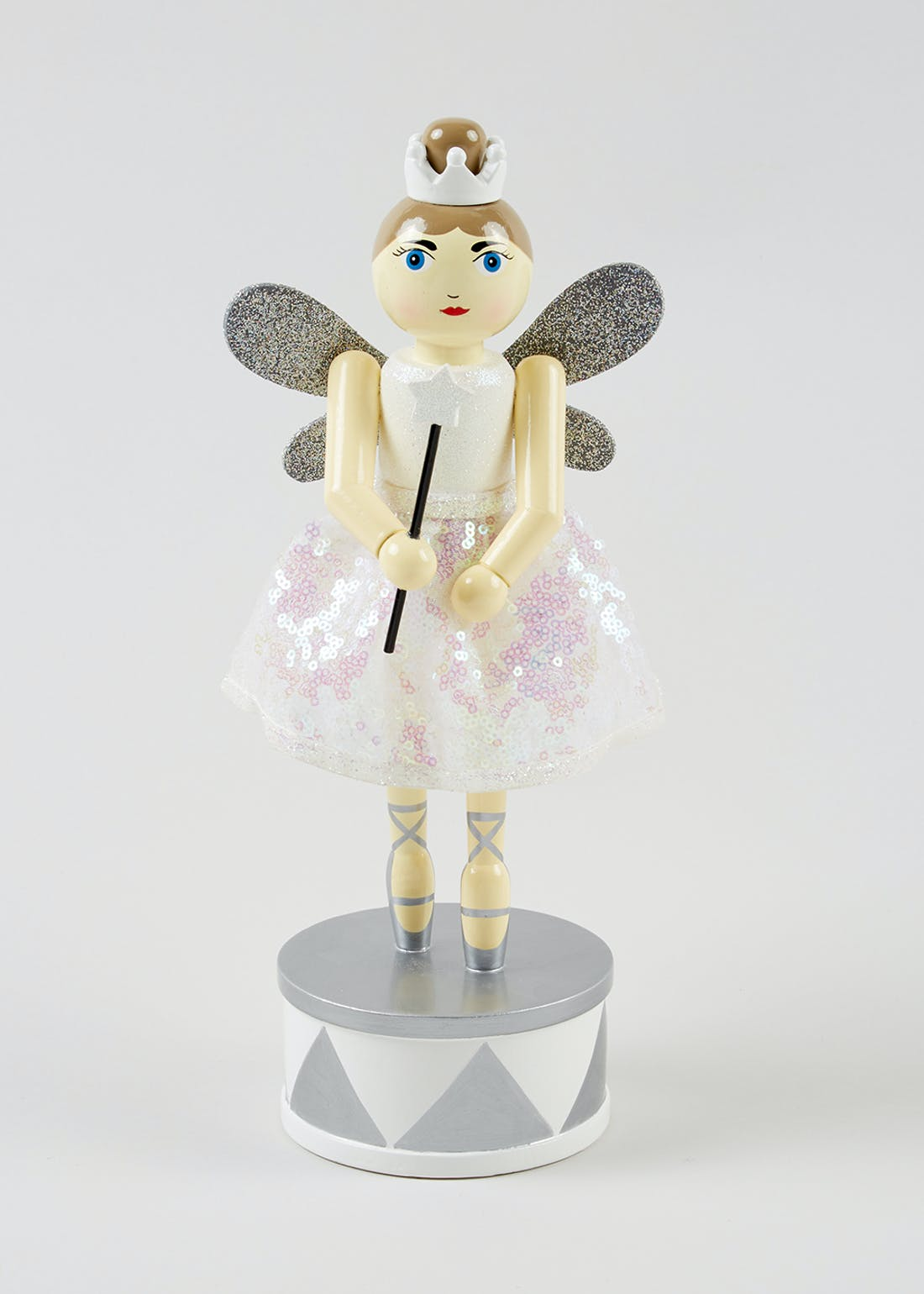 Musical Ballerina Christmas Nutcracker