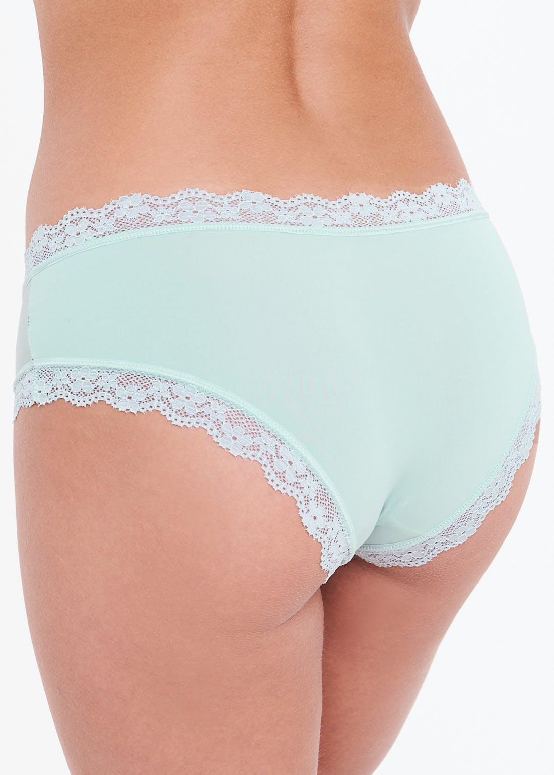3 Pack Lace Detail Knickers