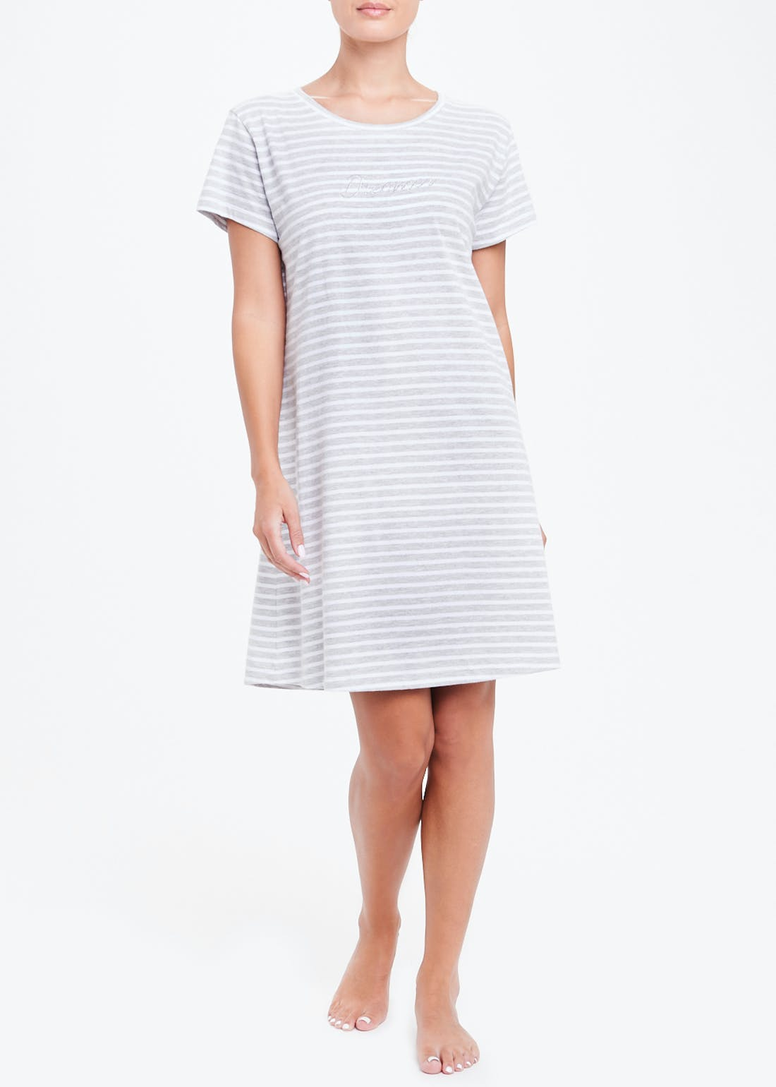 Dreamer Stripe Nightie