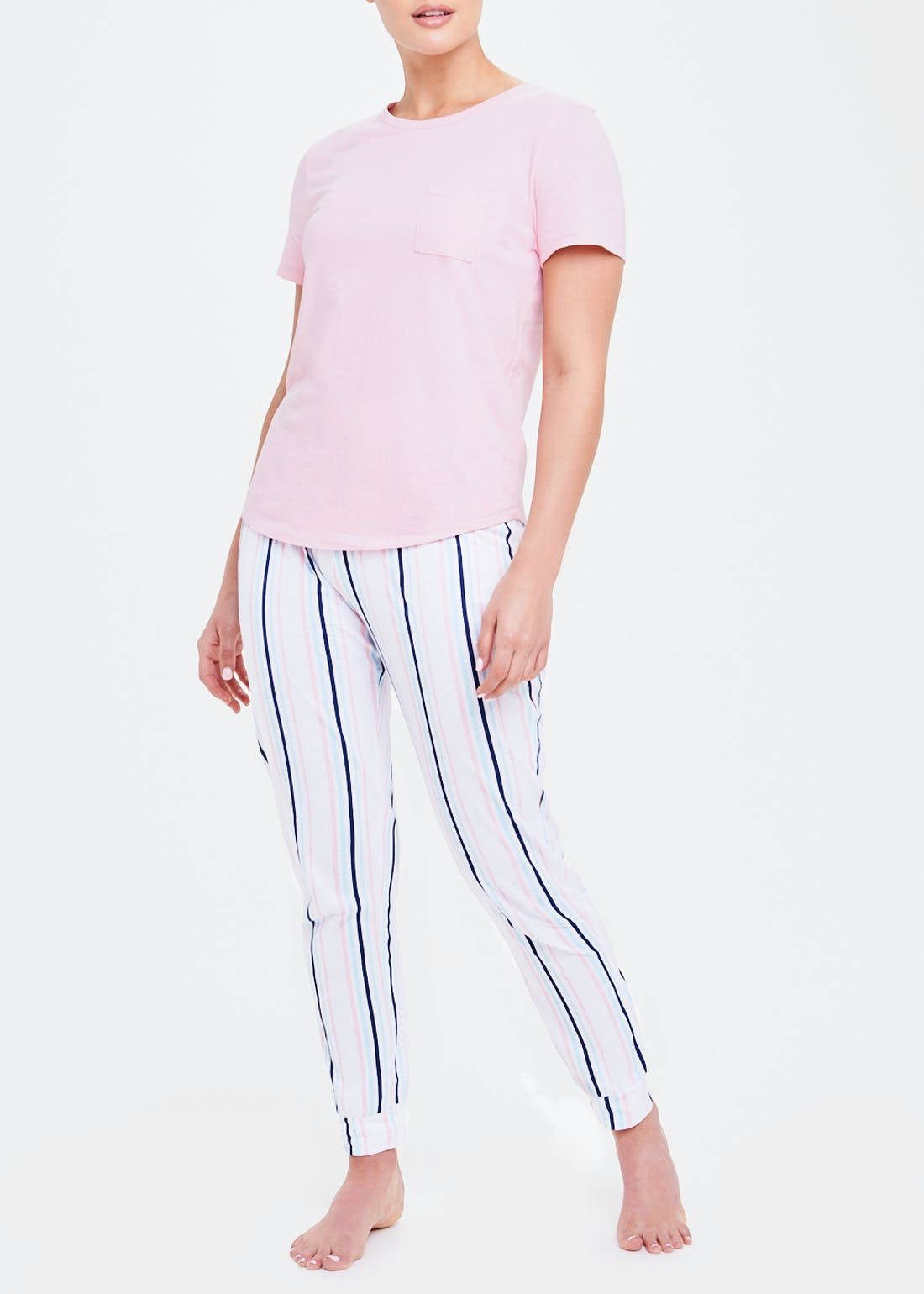 Mix & Match Stripe Pyjama Bottoms
