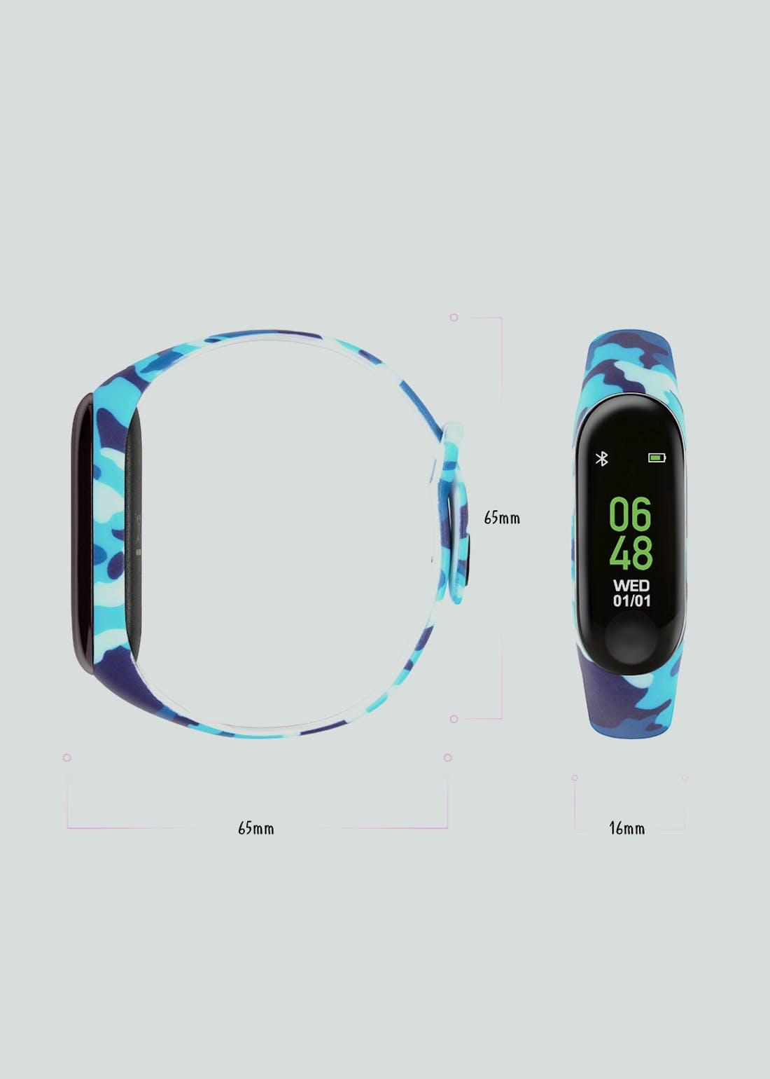 Kids Tikkers Smart Activity Tracker Watch (One Size)