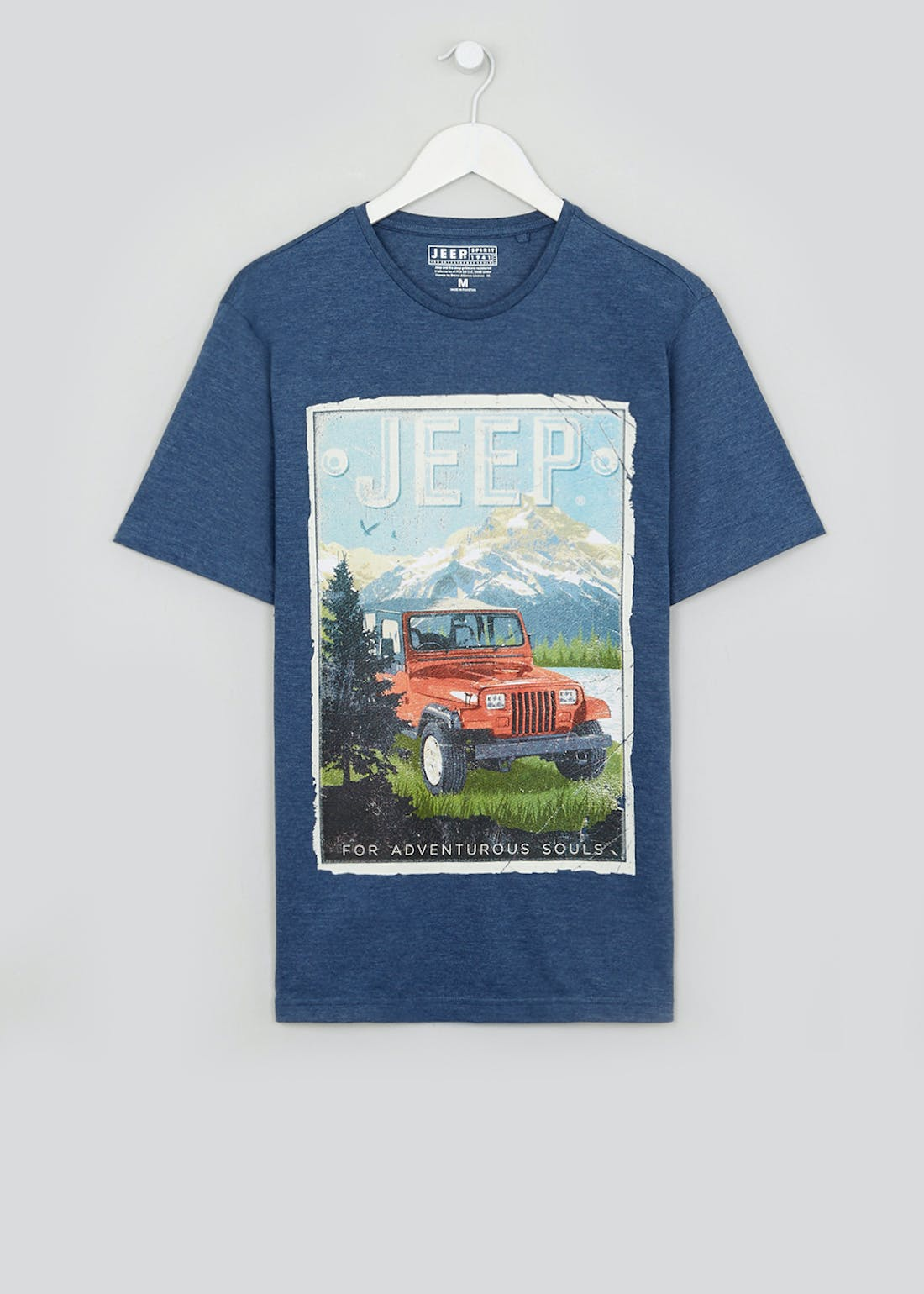 Jeep Poster T-Shirt