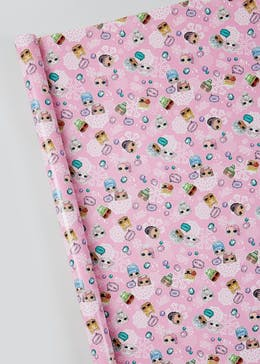 L.O.L. Surprise Christmas Wrapping Paper (4m)