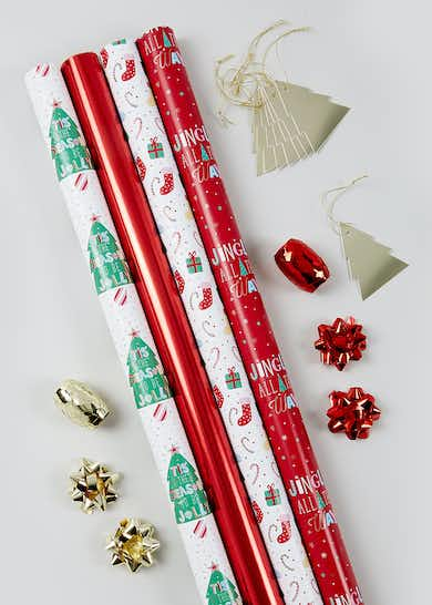 Ultimate Carnival Christmas Gift Wrapping Pack